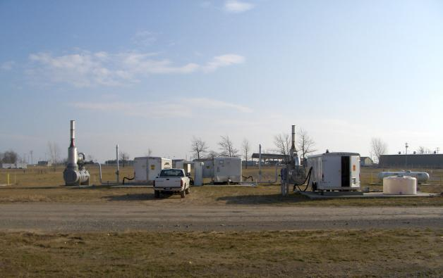 Fort Drum Military Base, New York - SCG Industries